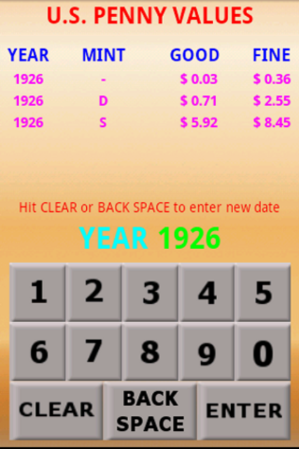 U.S. Coin Values screenshot 6