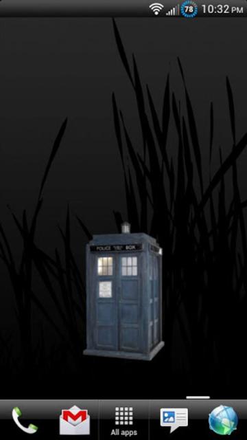 Animated TARDIS Widget screenshot 6