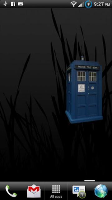 Animated TARDIS Widget screenshot 7