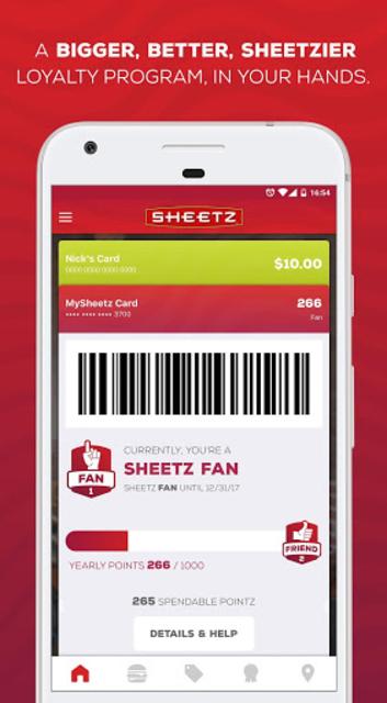 Sheetz® screenshot 3