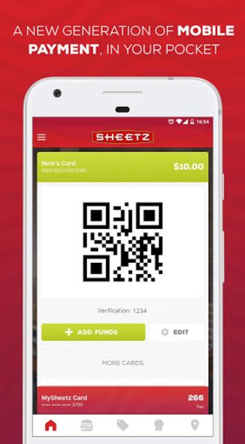 Sheetz® screenshot 4