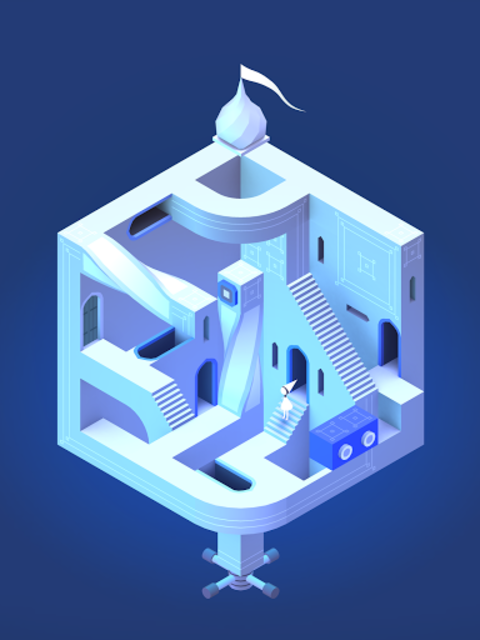 Monument Valley screenshot 16