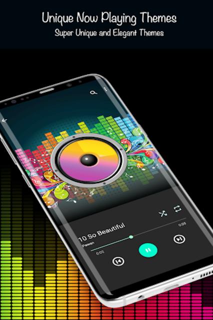 Music Player 2019 screenshot 3