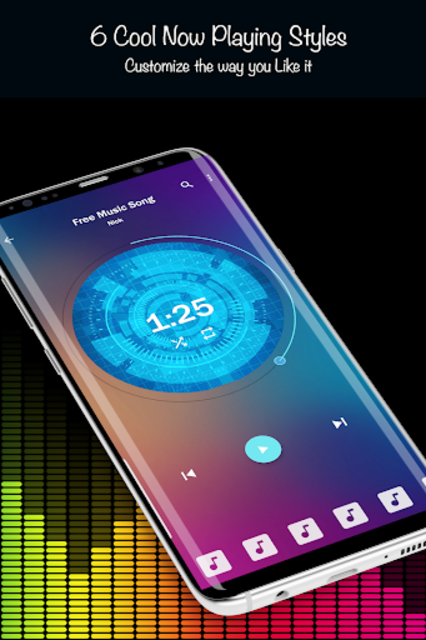 Music Player 2019 screenshot 4