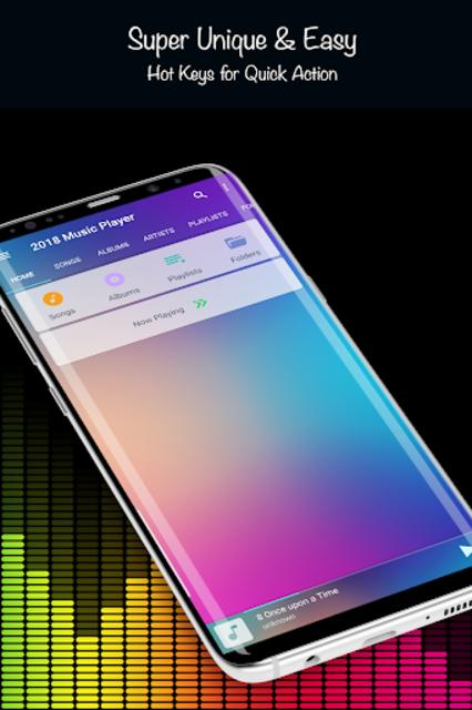 Music Player 2019 screenshot 5