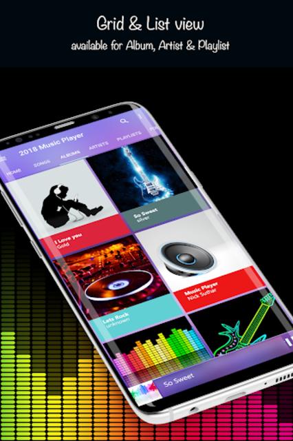 Music Player 2019 screenshot 6