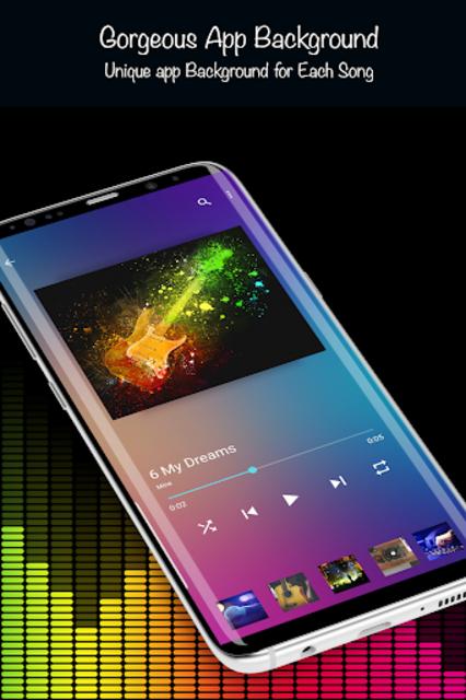 Music Player 2019 screenshot 7