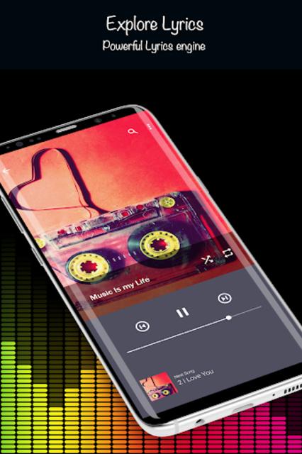 Music Player 2019 screenshot 8