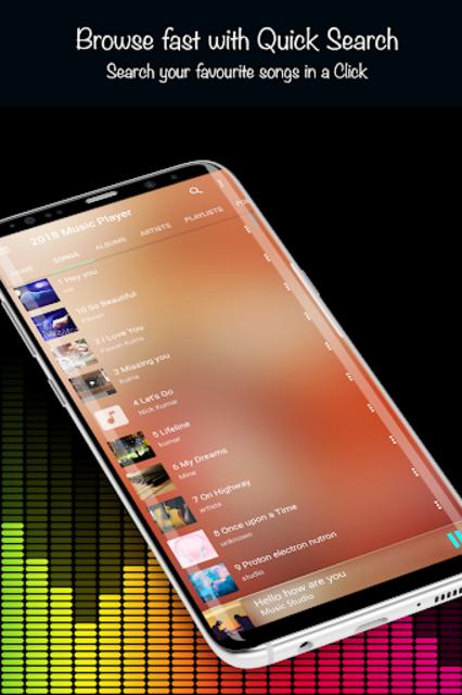 Music Player 2019 screenshot 11