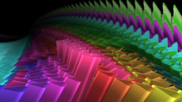 V-Aria VR Music Visualizer screenshot 4