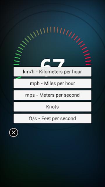 Speedometer screenshot 24