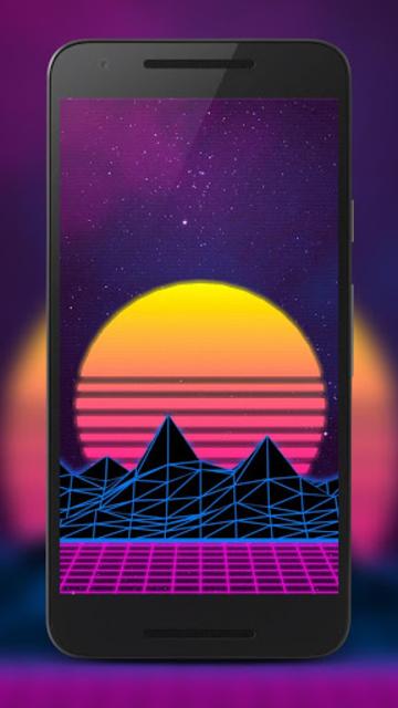 Vaporwave Wallpaper, Aesthetic, Glitch: Vaporify screenshot 1
