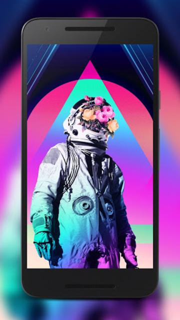 Vaporwave Wallpaper, Aesthetic, Glitch: Vaporify screenshot 5