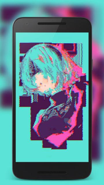 Vaporwave Wallpaper, Aesthetic, Glitch: Vaporify screenshot 7