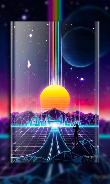 About: Vaporwave Wallpapers :Glitch ,Aesthetic ,datamosh ...