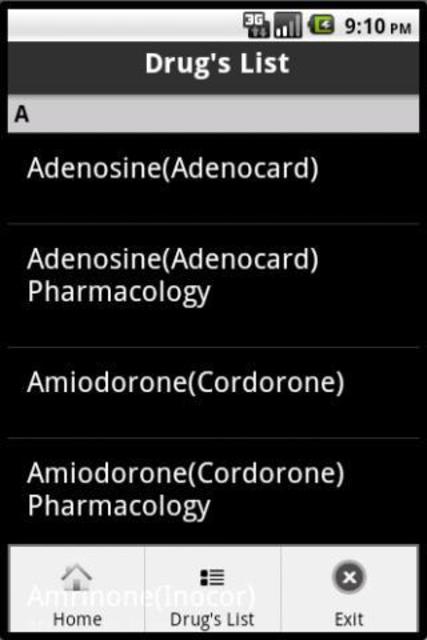 Anesthesia Drips screenshot 2