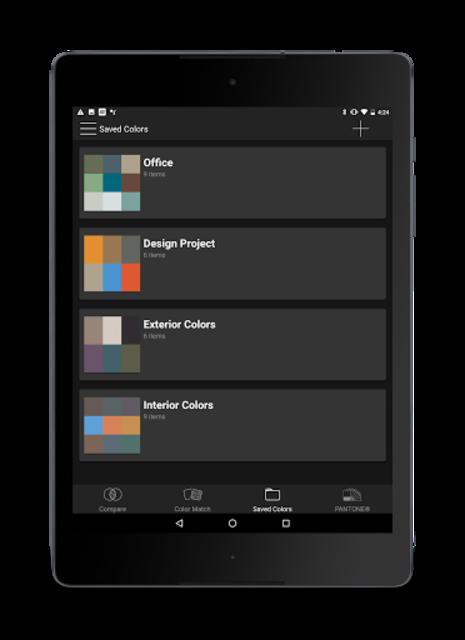 Color Muse screenshot 10