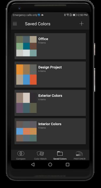 Color Muse screenshot 4