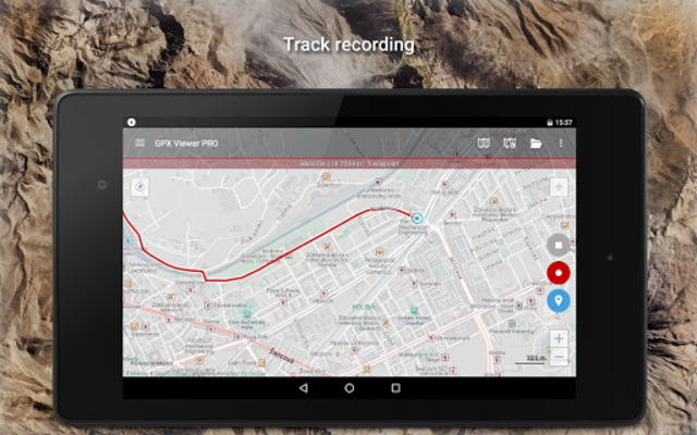 GPX Viewer PRO - Tracks, Routes & Waypoints screenshot 19