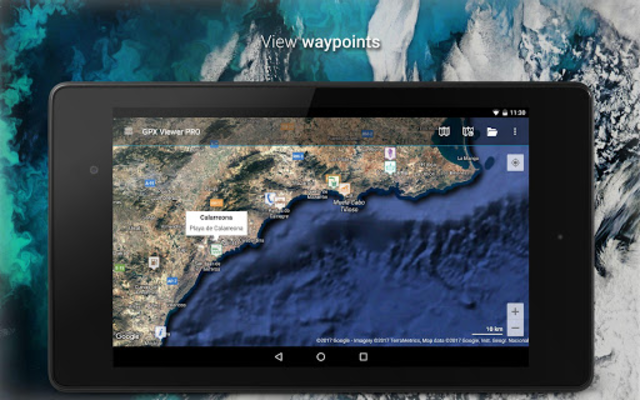 GPX Viewer PRO - Tracks, Routes & Waypoints screenshot 22