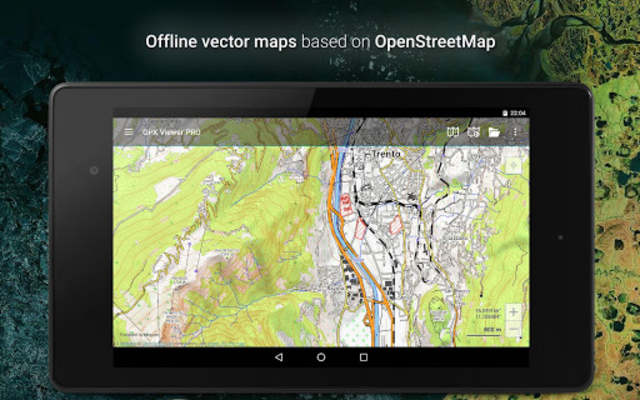 GPX Viewer PRO - Tracks, Routes & Waypoints screenshot 10