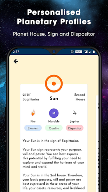 Up Astrology - Your Astrology Coach screenshot 3