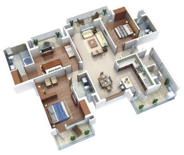 Home Floor Plan and Design New screenshot 1