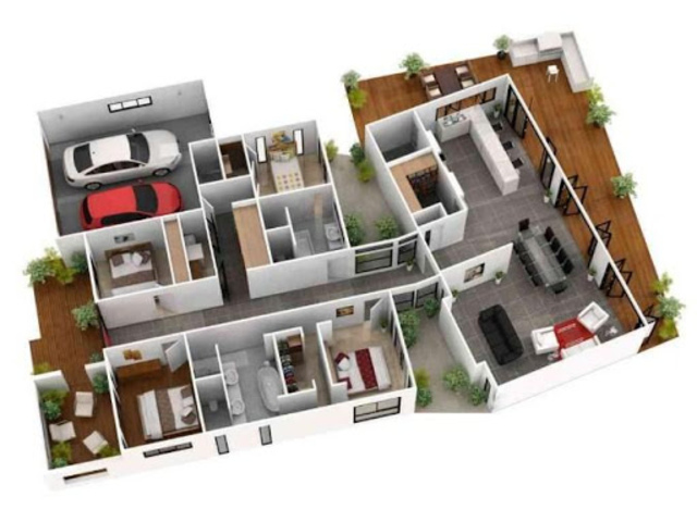 Home Floor Plan and Design New screenshot 2