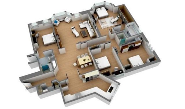 Home Floor Plan and Design New screenshot 3
