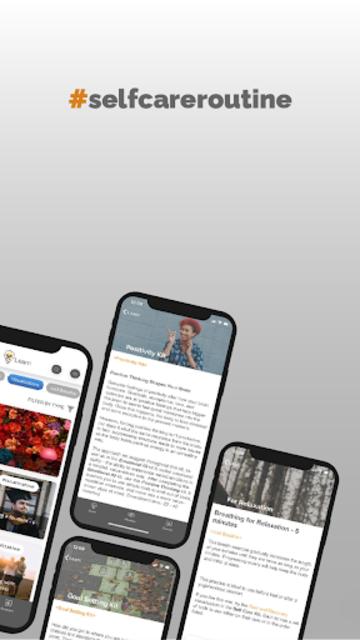 VERAKI – Personal Growth screenshot 3
