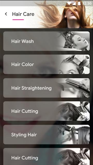 Salon screenshot 3