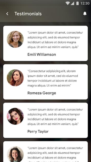 Salon screenshot 7