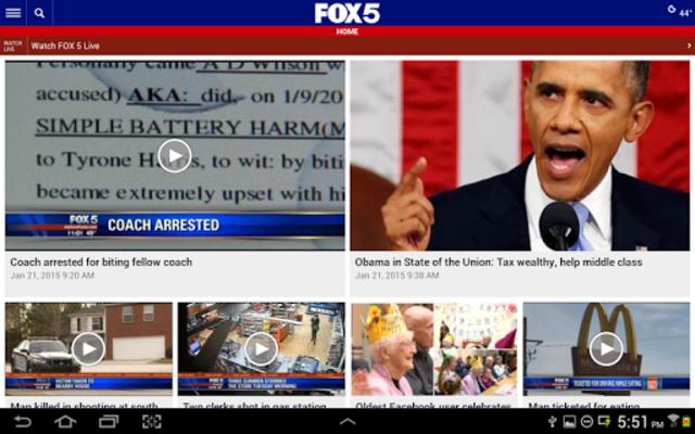 FOX 5 Atlanta screenshot 6