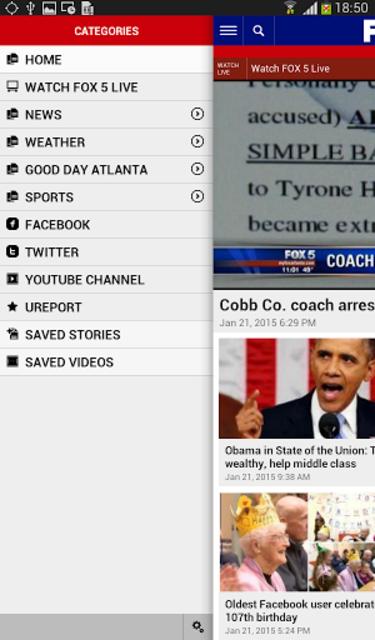 FOX 5 Atlanta screenshot 12