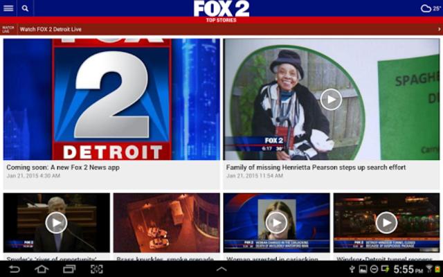 FOX 2: Detroit News & Alerts screenshot 6