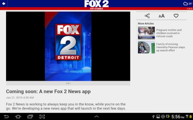 FOX 2: Detroit News & Alerts screenshot 7