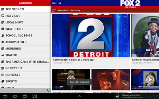 FOX 2: Detroit News & Alerts screenshot 8