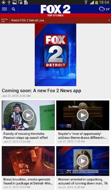 FOX 2: Detroit News & Alerts screenshot 10