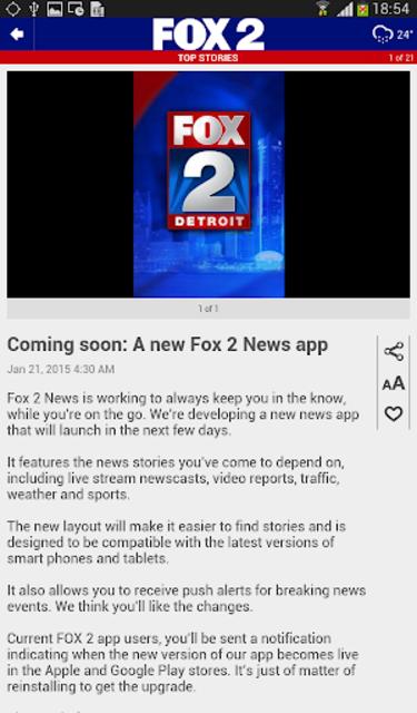 FOX 2: Detroit News & Alerts screenshot 11