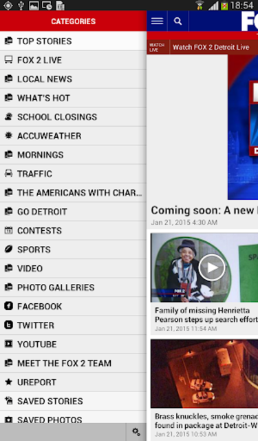 FOX 2: Detroit News & Alerts screenshot 12