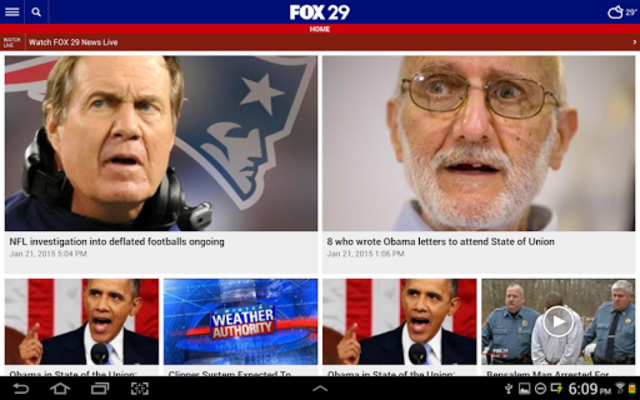 FOX 29 News screenshot 6