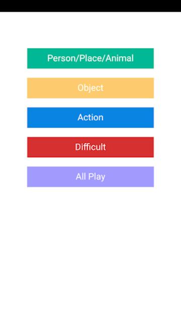 Pictionary Word Generator - Pro screenshot 1