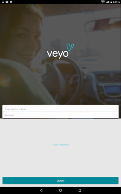 Veyo Driver screenshot 8