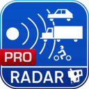 Icon for Radarbot Pro: Speed Camera Detector & Speedometer