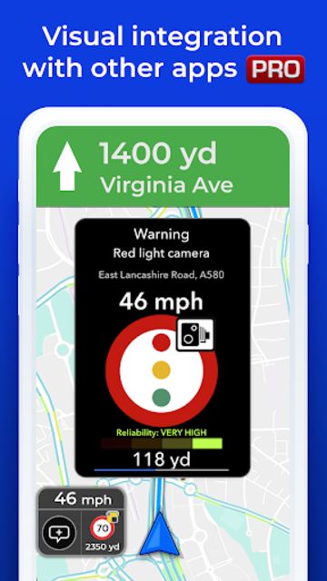Radarbot Pro: Speed Camera Detector & Speedometer screenshot 7