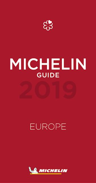 MICHELIN Guide Europe 2019 screenshot 1