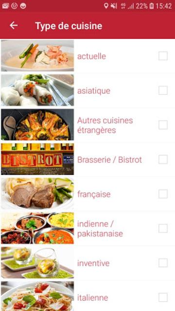 MICHELIN Guide Europe 2019 screenshot 3
