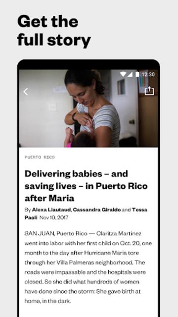 VICE News screenshot 2