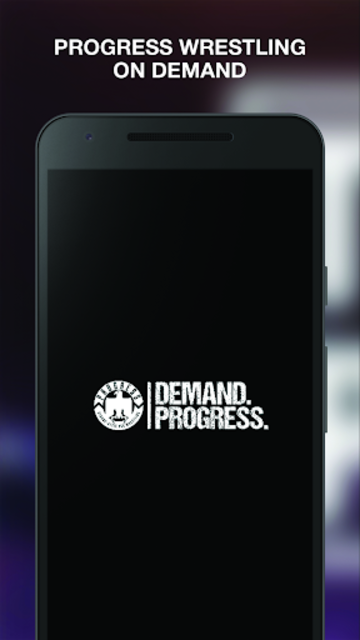 Demand PROGRESS screenshot 1