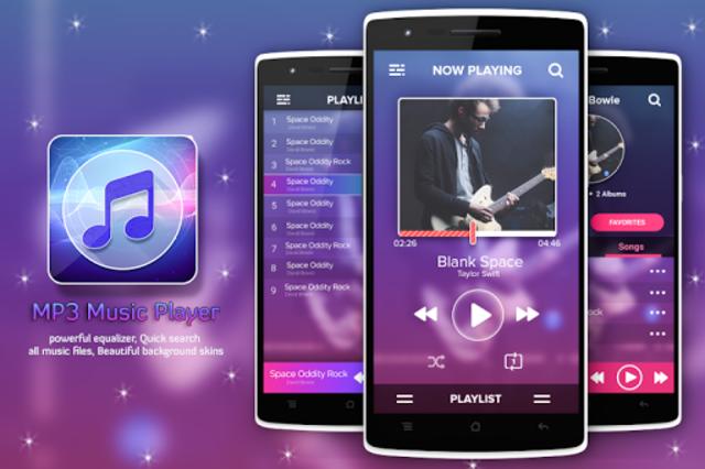 mp3 Music Player screenshot 1